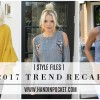 RECAP; THML TRENDS OF 2017