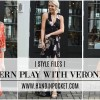 PATTERN PLAY FOR SPRING WITH VERONICA M.